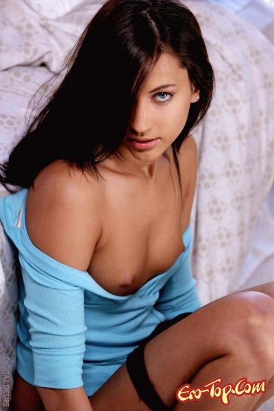 Сладкая Georgia Jones на сексуальных фото