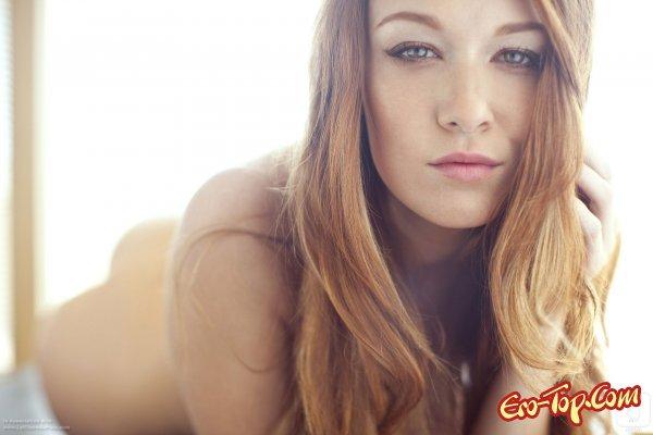Leanna Decker - рыжая бестия. Девушка 2012 года журнала PlayBoy.